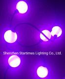 ピクセル5年の保証LED Madrix 360度3Dの球の段階装置の点LEDの装飾のクリスマスの照明LEDの照明と結婚する軽いクリスマスの装飾