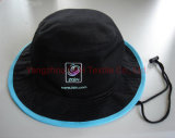سوداء [سون] قبعة/سمكة قبعة/دلو قبعة/قطر قبعة ([ده-له716])