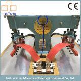 Saldatrice ad alta frequenza del tessuto di cuoio di plastica del PVC (per i sacchetti/fabbricazione dell'impermeabile)