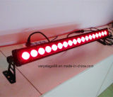 rondella impermeabile della parete LED dell'indicatore luminoso esterno LED della discoteca di 18*10W RGBW 4in1