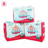 Los estantes nuevos Super absorbente Pañales OEM productos para bebés