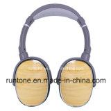 Ruido sin hilos retractable de Bluetooth que cancela el auricular