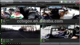 防水背面図のAhd 720p CCTVビデオIRの夜間視界車のダッシュのカメラ