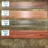 Mattonelle di pavimento di legno di ceramica del materiale da costruzione