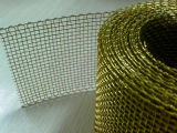 H65 H80 pour le filtre à mailles métallique en laiton