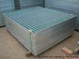 Grata d'acciaio normale galvanizzata