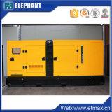 300kw 375kVA 50Hz 220V 380V Ytoの無声発電機のディーゼル