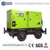 25kw/31.3kVA de aanhangwagen zette Towable Diesel Deutz Generator op