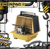 Plutônio-Séries da bomba hidráulica de Enerpac, bombas elétricas da economia