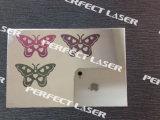 Gravura do laser do metal da máquina da marcação da gravura do laser da fibra para o anel