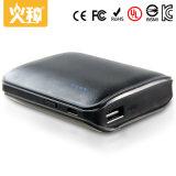 Potencia modificada para requisitos particulares batería portable D47 del teléfono del color de la potencia del teléfono móvil de D47 4000mAh