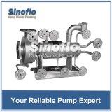 Pompe à moteur en boîte parépreuve résistante de température élevée