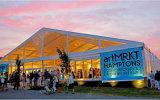 De hete Tent van de Partij van het Festival van de Verkoop, Vierkante Tent, de Tent van de Gebeurtenis van het Huwelijk met de Zijwand van pvc