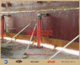 Het hydraulische Systeem van het Opkrikken van de Tank voor het Project van Fgd/van de Tank