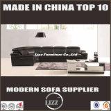 Sofà moderno L mobilia del salone di figura (LZ-1332B)