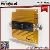 3G WCDMA 2100MHz Indien Minigrößen-einzelner Band-Signal-Verstärker