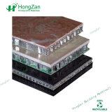 石造りの印刷の内壁のパネルのためのアルミニウム蜜蜂の巣のパネル