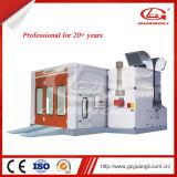 Cabine de peinture à pulvérisation auto haute qualité Guangli avec aspirateur et aspirateur de 11kw