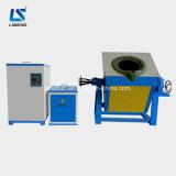 Forno di fusione elettrico d'acciaio di rame del riscaldamento di induzione del ferro