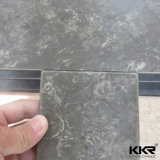 Kingkonree Glacier White Acrylic Resin Wall Stone Solid Surface