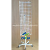 Rejilla de acero para suelo Pantalla de almacenamiento de pared Rack (PHY310)