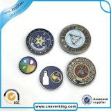 カスタム形またはロゴの金属のエナメルの警察Pinのバッジ