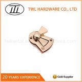 3 кнопки гибкого металла слоя замка поворота для мешков