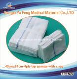 Spugna non sterile del giro del cotone dell'OEM per uso chirurgico
