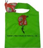 Sac promotionnel d'achats pliables, type tropical animal de poissons, réutilisable, cadeaux