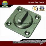 De Dekking van het aluminium/Deksel CNC die de Dienst van het Malen van Nice CNC van Delen machinaal bewerken