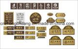 Metallsignage-Drucken-Maschinen-UVtintenstrahl-Flachbett-Drucker