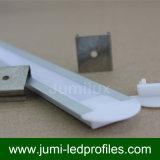 Canali di alluminio per gli indicatori luminosi del nastro della striscia del LED