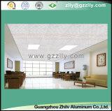 Panneau de plafond d'impression d'enduit de rouleau de type de mode pour le matériau de construction