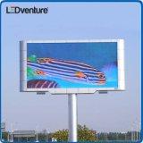 Painel de indicador ao ar livre do diodo emissor de luz da cor cheia para os media de anúncio impermeáveis