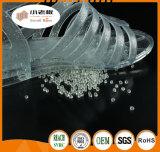 Grânulo do PVC para carregadores de chuva, Sandle & sapatas dos esportes únicas