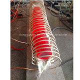 200kw de middelgrote Verwarmer van de Inductie van het Staal van de Frequentie voor Schacht