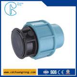 De blauwe Montage van de Compressie van de Kleur Pn10 pp voor HDPE Pijp