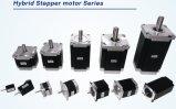 1.8 Grado 2 Fase NEMA23 NEMA Stepper Motor para máquinas