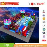 Qualidade Super GS mostrou parque infantil interior de acessórios