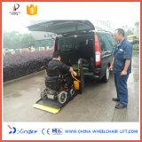 Elevador elétrico e hidráulico de cadeira de rodas CE de dupla elevação (WL-D-880U)