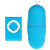 giocattolo senza fili del sesso del vibratore del richiamo dell'uovo di amore del mp per le donne