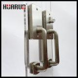 Замок двери качания сплава цинка стеклянный (HR9017/HR9018)