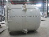 2000L Tank van de Mixer van het toilet de Schonere Plastic