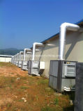 Pilz-Klima-Steuereinheit für Pilz-Bearbeitung