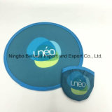 Frisbee полиэфира 190t изготовленный на заказ цветастого печатание дешевый складной