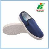 Противостатические ботинки работы холстины для Cleanroom