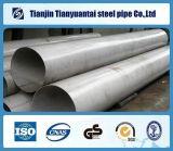 Grande tubo saldato A312 Tp317 dell'acciaio inossidabile per olio