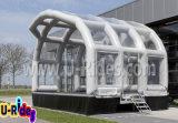 قابل للنفخ قشرة قذيفة هواء مشدودة قابل للنفخ مرحلة خيمة لأنّ عرض