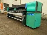 3200mm 10.5FT 4PCS Konica512 Máquina de impresión de gran formato 1440dpi Sign Equipment para Flex Banner / Vinyl / Sticker Advertising Printing