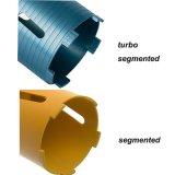 Morceaux de foret concrets secs de Turbo